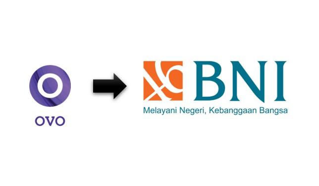 Cara Transfer Saldo OVO ke Rekening Bank BNI