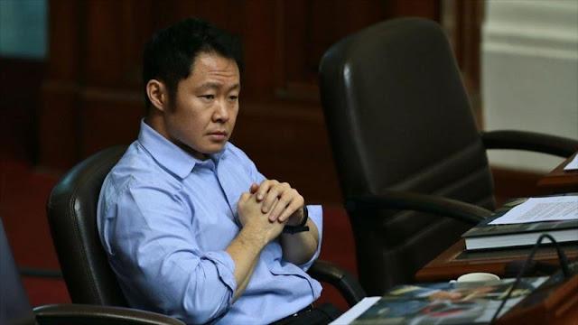 Corte en Perú levanta secreto bancario a hijos de Fujimori