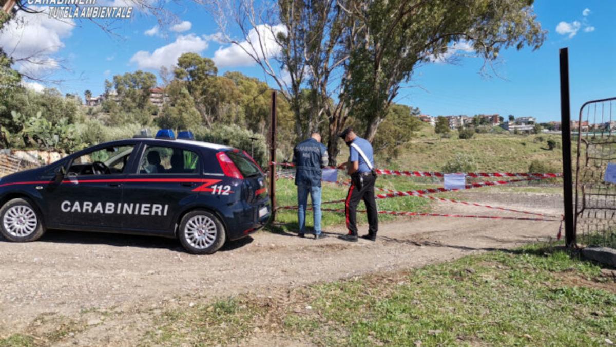 Intervento volante dei Carabinieri