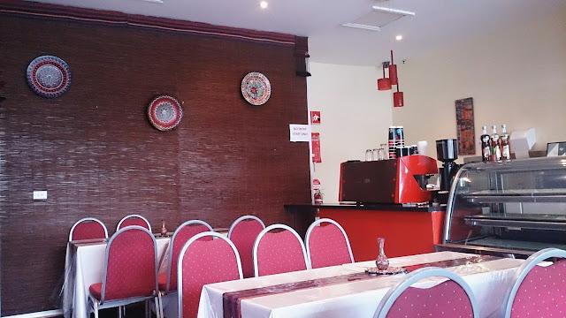 A1 Kebab and Cafe, Frankston, souvlaki