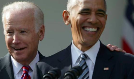 Biden on Obama: 'I don't need any crutch'