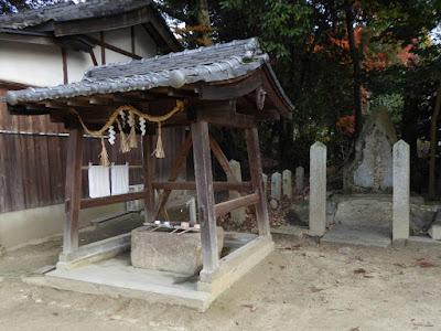 交野市・天田神社