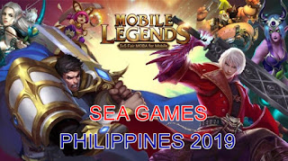 Mobile Legends Bang Bang Akan Masuk Cabor SEA Games 2019 dan ASIAN Games 2022