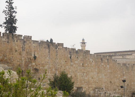 חומות ירושלים העתיקה
