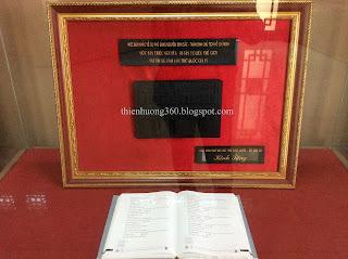 Mộc bảng Triều Nguyễn - Di Sản Tư Liệu Thế Giới