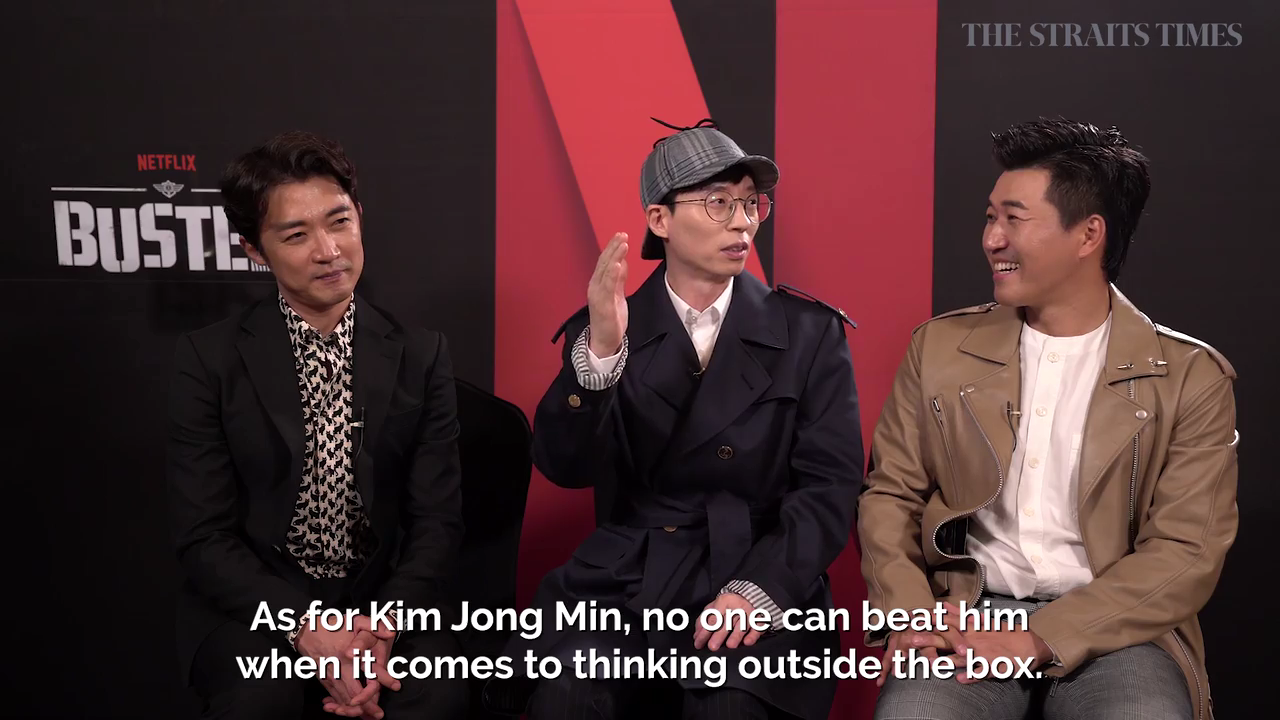 9 DECEMBER 1998 DEBUT 코요태 포에버♥ KOYOTE FOREVER: KIM JONG MIN : INTERVIEW NETFLIX BUSTED