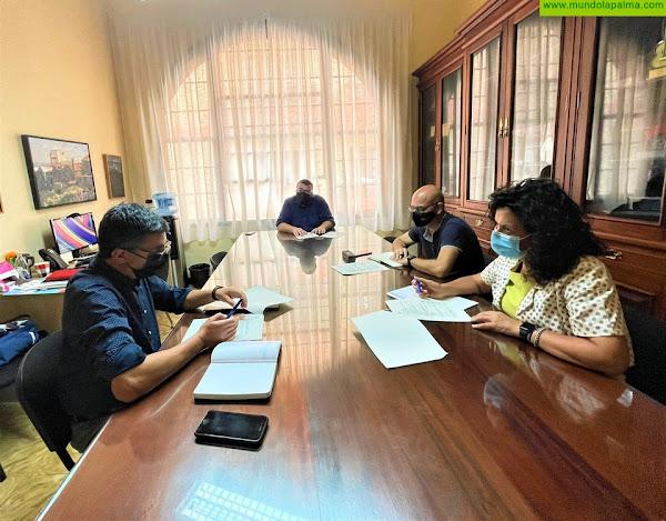 El Consorcio Insular de Servicios realizará un estudio para definir el mejor modelo de recogida de biorresiduos en La Palma