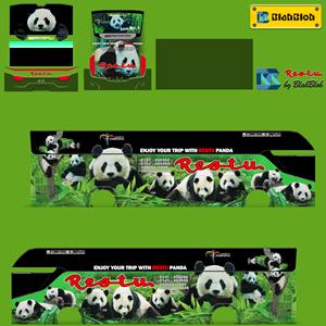 Restu Panda Srikandi SHD by Blahbloh