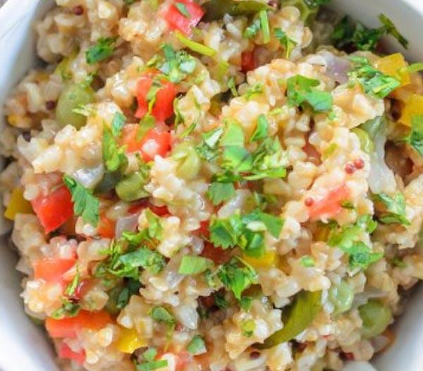 Soni Recipes: Semolina Pilaf - Upma