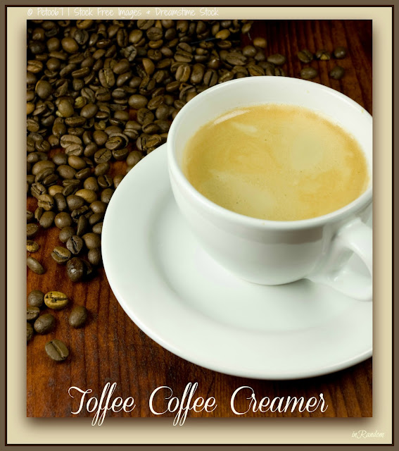 Toffee Coffee Creamer