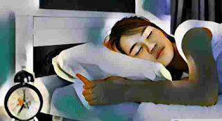 Kualitas Tidur Menentukan Kualitas Hidup