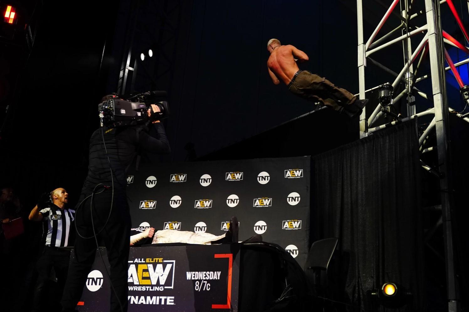 Az NXT nélkül könnyen 1 millió néző fölé ment az AEW
