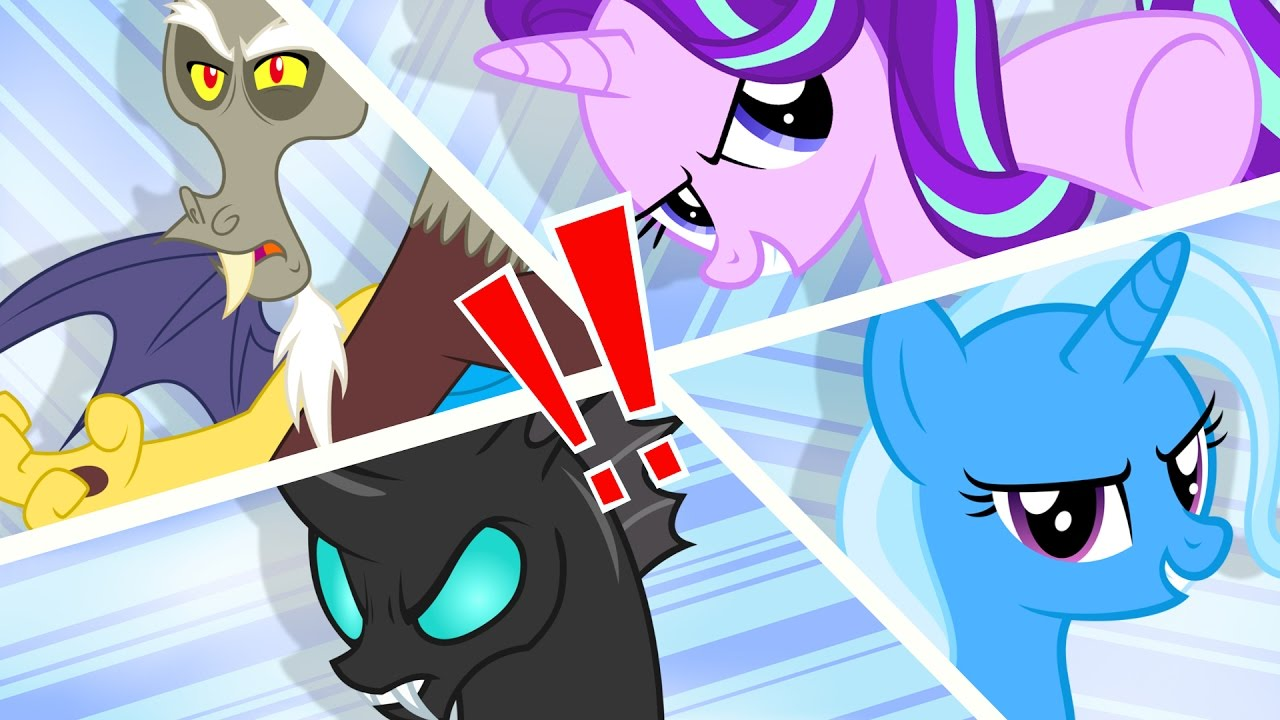 equestria daily mlp stuff the season 6 finale japanese rpg style