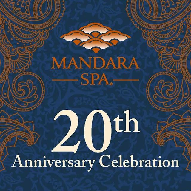Mandara Spa 20th Anniversary - Renaissance Kuala Lumpur Hotel