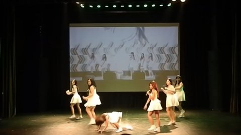 Netizens Bash This Group For Copying GFRIEND's Slippery Stage!