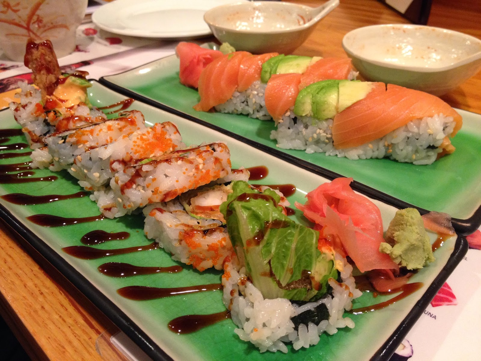 Boston Sushi: Downtown Lunch at Samurai Restaurant