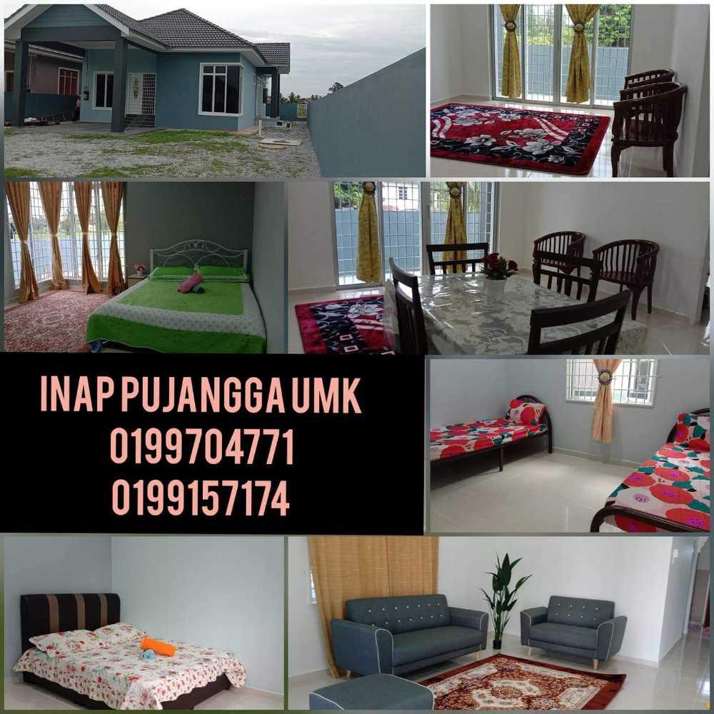 Homestay Inap Pujangga UMK Bachok Kelantan