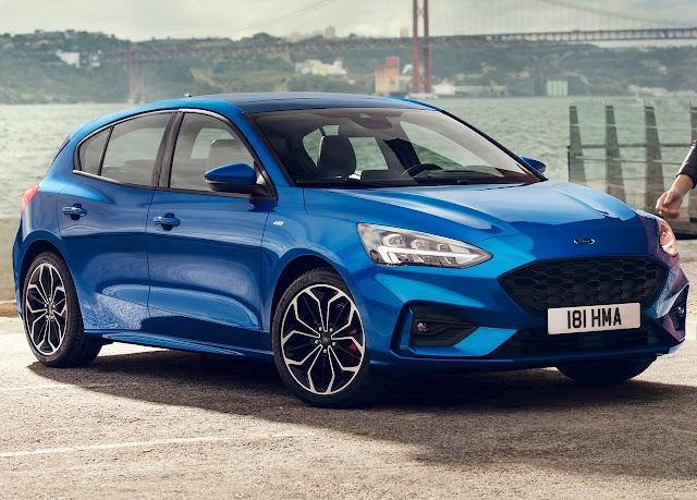 El nuevo Ford Focus ST está por llegar
