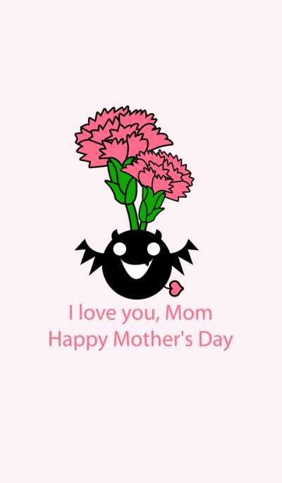 Mother's Day Happy - great mom