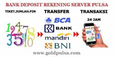 cara deposit gold pulsa
