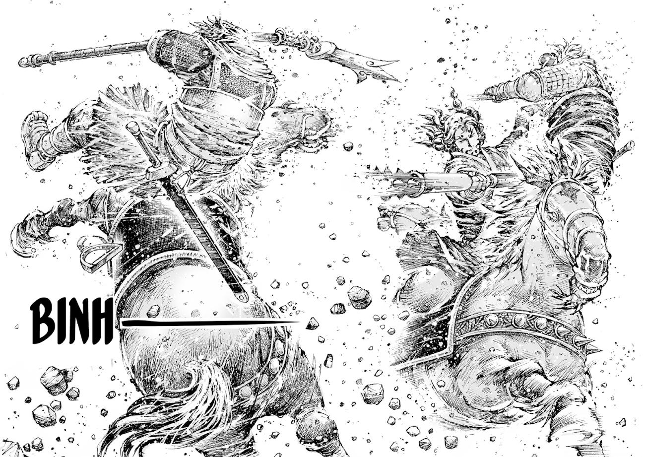 Hỏa phụng liêu nguyên Chương 549: Mã trung binh pháp trang 17