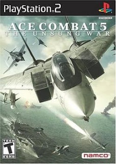 Tips Bermain Ace Combat 5: The Unsung WAR PS2