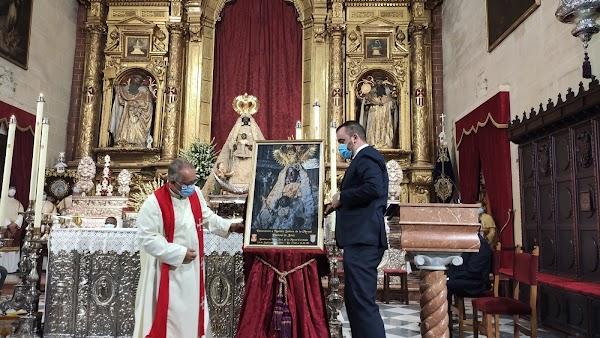 El día de la Virgen de la Merced de Jerez ya cuenta con cartel anunciador