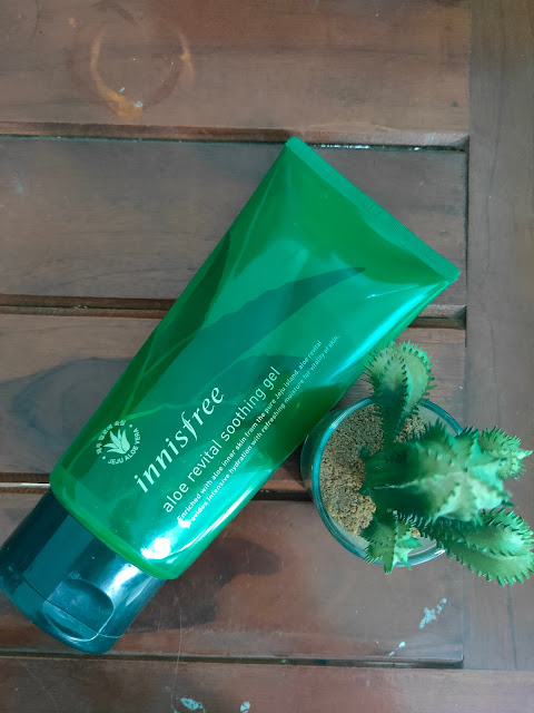 Innisfree Aloe Revital Soothing Gel 300 ml
