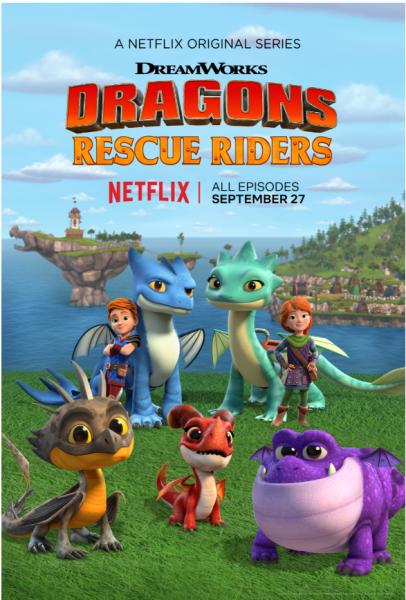 Dragons : les gardiens du ciel [HDRip] [Streaming] [Telecharger]