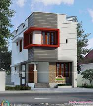 1200 Sq FT Modern House