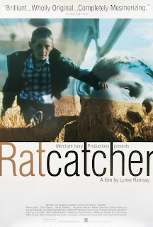 Ratcatcher chosen by J.M. Walsh of Broodcomb Press as one of his '3 Wyrd Things' for the Wyrd Britain blog