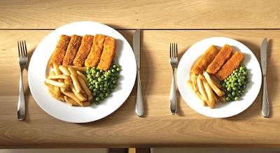 6 Cara Mengurangi Porsi Makan untuk Diet