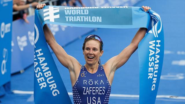Katie Zaferes EUA triatlo