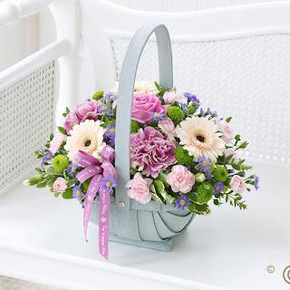 Cestas de Flores, Regalos Día de la Madre