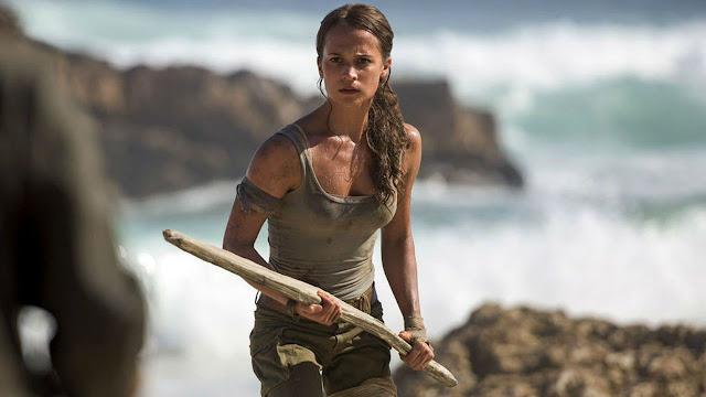 Tomb Raider – A Origem ganha novo trailer legendado