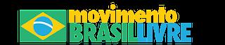 Logotipo padrão do MBL - Movimento Brasil Livre