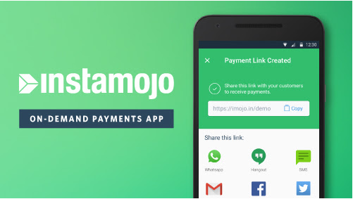 shopping cart, Instamojo payment gateway