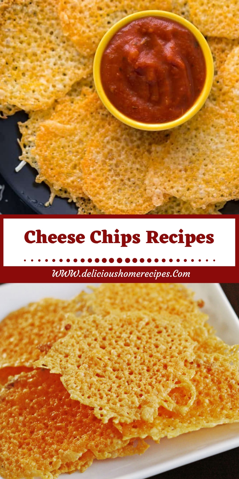 Cheese Chips Recipes