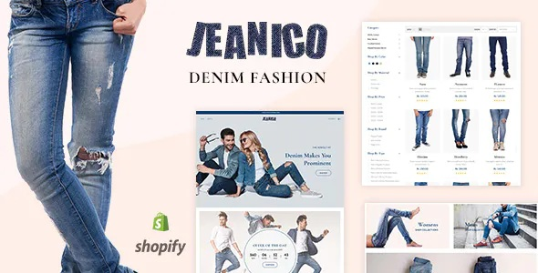 Best Jeans Shopify Theme