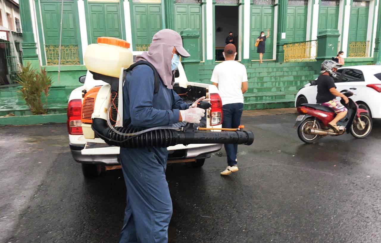 Prefeitura de Alenquer fecha as portas depois de 14 servidores infectados em 48h