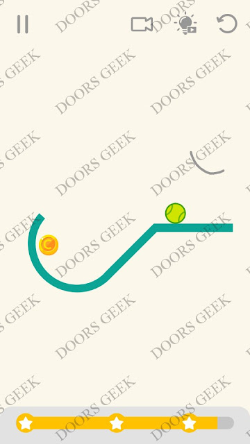 Draw Lines Level 3 Solution, Cheats, Walkthrough 3 Stars for Android and iOS