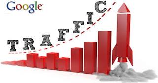 cara mendulang traffic besar dari fasilitas google