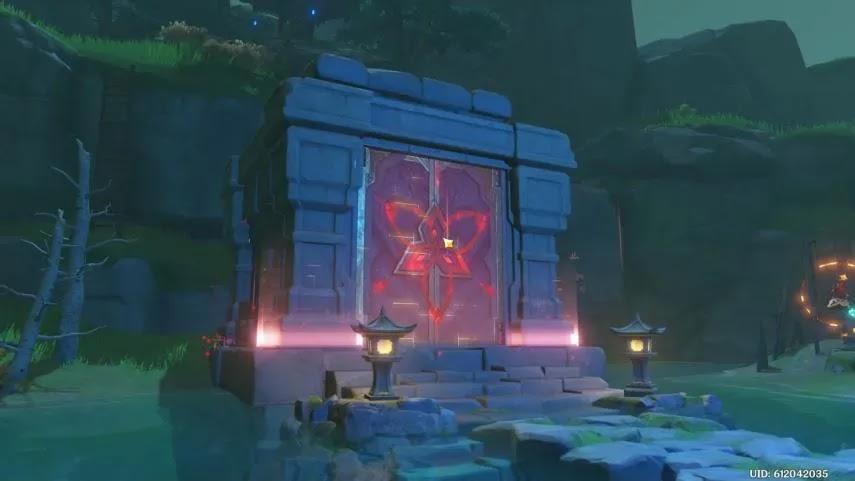 Unlock the hidden palace of the Zhou formula in Genshin Impact