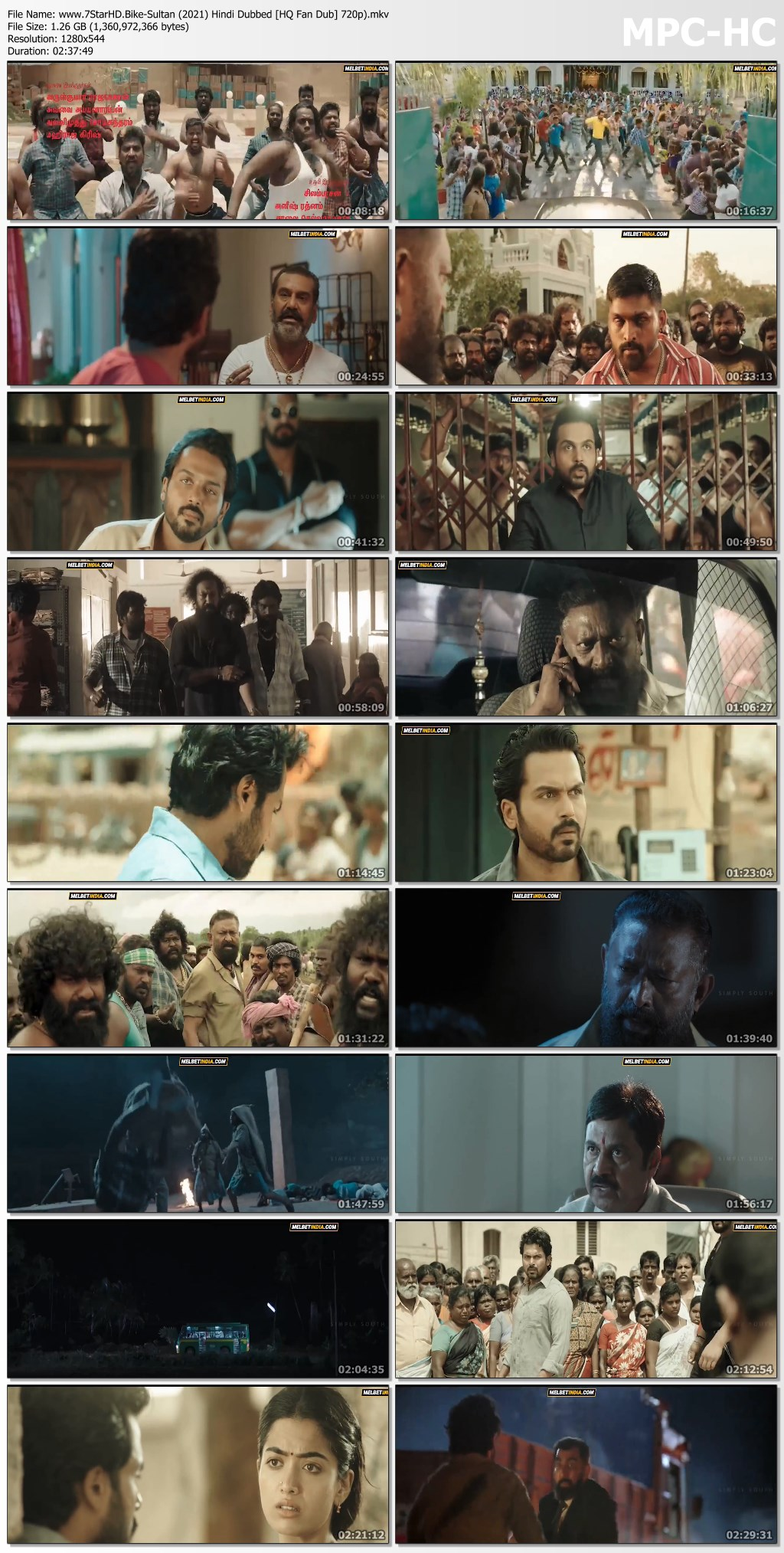 Sultan 2021 Hindi Dubbed 720p HDRip x264 1.3GB Download