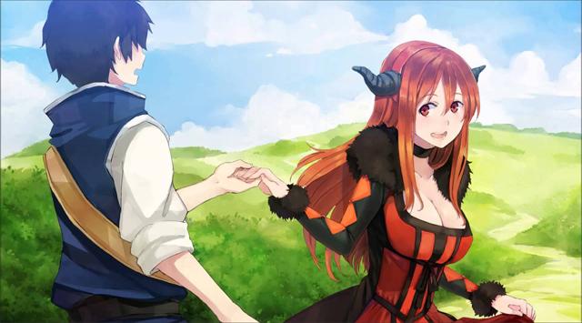 anime action romance comedy terbaik