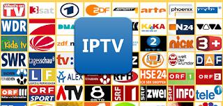 سيرفرات IPTV جديدة لجميع قنوات العالم يعمل بدون تقطعات من موقع جديد ... كل ما عليك الدخول الى الموقع و اختيار السيرفر الذي يناسبك و بتاريخ ك