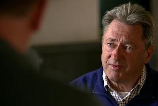 Alan talks to the couple