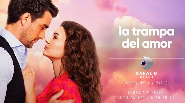 Afili Aşk en español