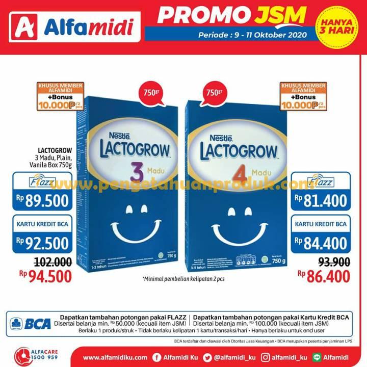 Katalog Promo Jsm Alfamidi Periode 9 11 Oktober 2020