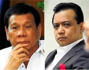 Duterte believes Trillanes is gay, sabi ng waiter ko!